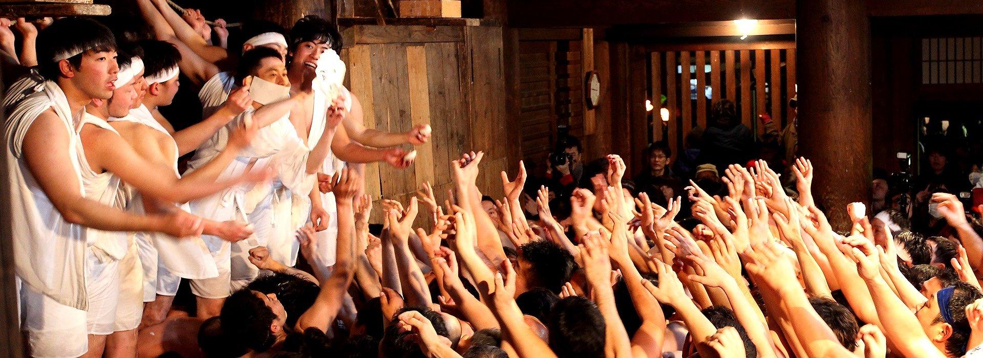 裸押し合い大祭