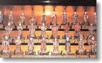 毘沙門天二十八使者像